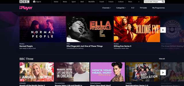 كيفية الوصول إلى بي بي سي iPlayer خارج المملكة المتحدة