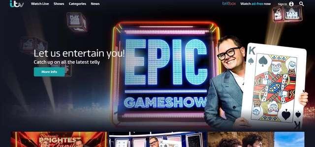 كيفية مشاهدة لاعب ITV خارج المملكة المتحدة